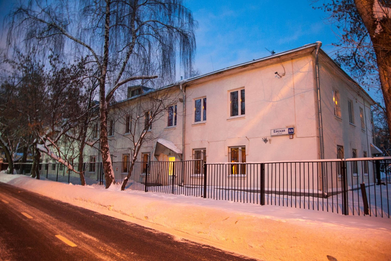 Школа Святого Георгия, Усадьба «Люблино», Москва — ParkSeason