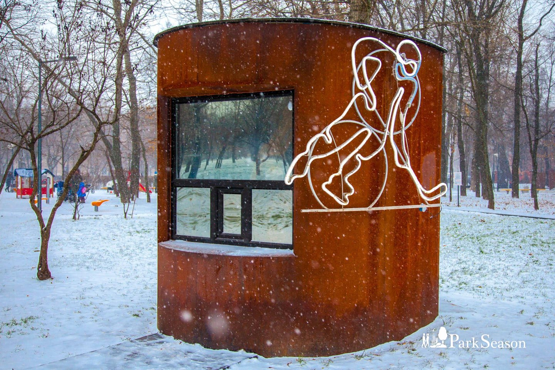 Посты охраны, Гончаровский парк, Москва — ParkSeason
