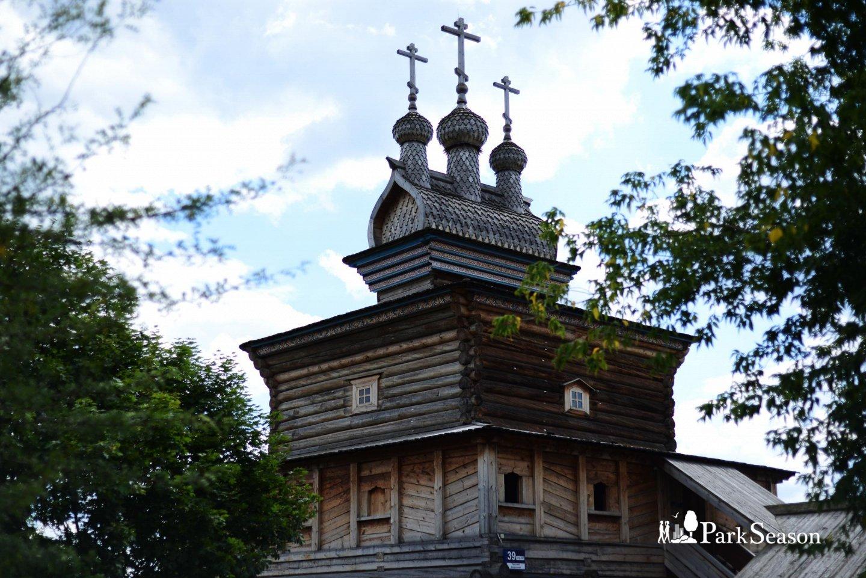 Церковь святого великомученика Георгия Победоносца, Усадьба «Коломенское», Москва — ParkSeason