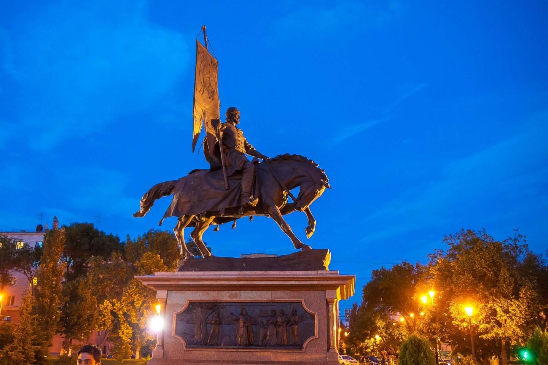 Памятник князю Григорию Засекину — ParkSeason