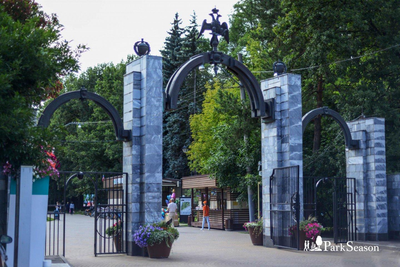 Вход в парк, Парк «Фили», Москва — ParkSeason