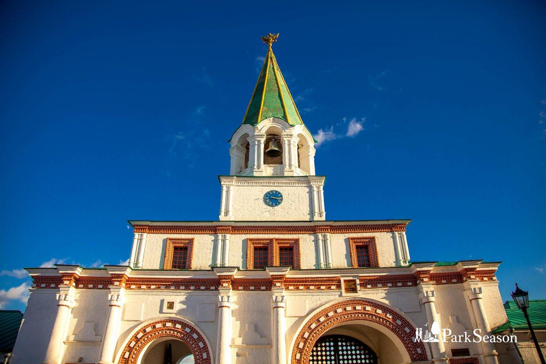 Передние ворота Государева двора, Усадьба «Коломенское», Москва — ParkSeason