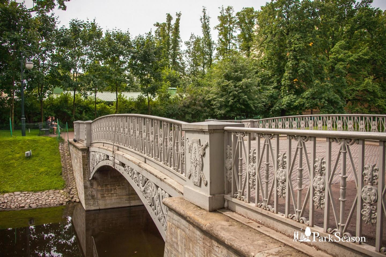 Чугунный мостик Росси — ParkSeason
