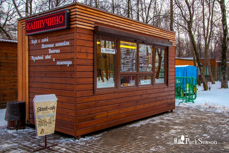 Street Café, Парк «Перовский», Москва — ParkSeason
