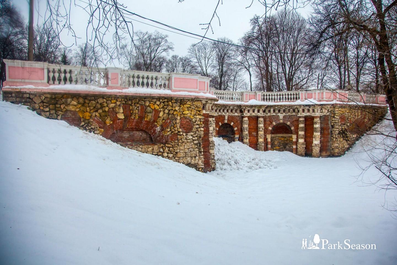 Грот, Усадьба «Лефортово», Москва — ParkSeason