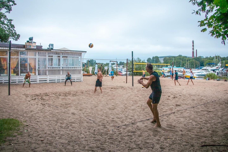 Пляжный волейбол — ParkSeason