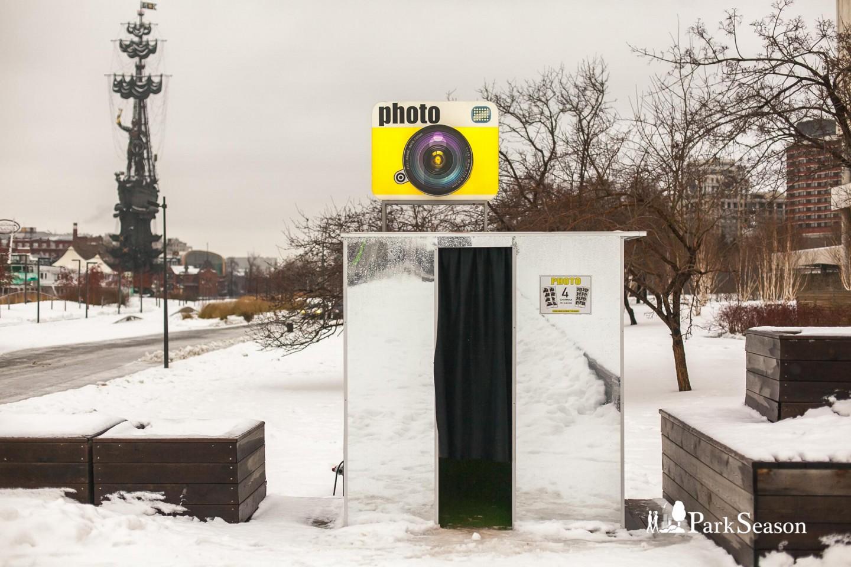 Виртуальная кабина «Мои Документы», «Музеон», Москва — ParkSeason