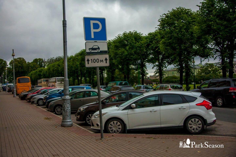 Парковки — ParkSeason