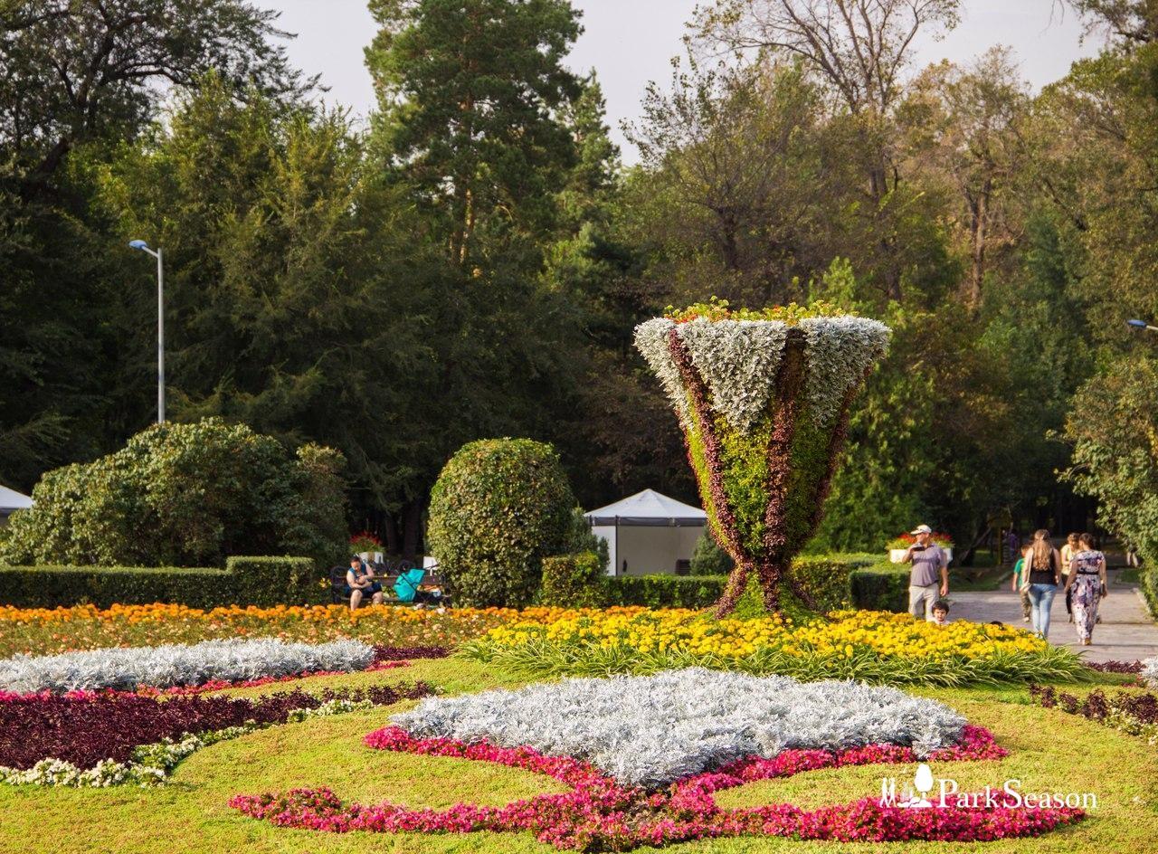 Цветочная ваза — ParkSeason