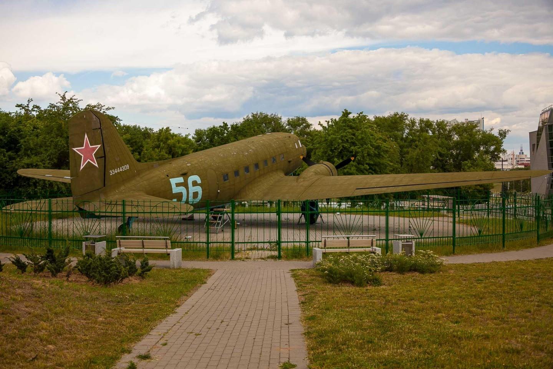Транспортный самолет Ли-2 — ParkSeason