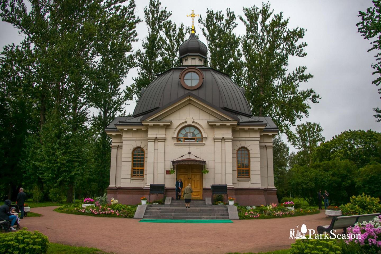 Храм всех Святых, в земле Русской просиявших — ParkSeason
