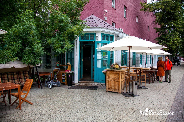 Ресторан «Веранда 32.05», Сад «Эрмитаж», Москва — ParkSeason