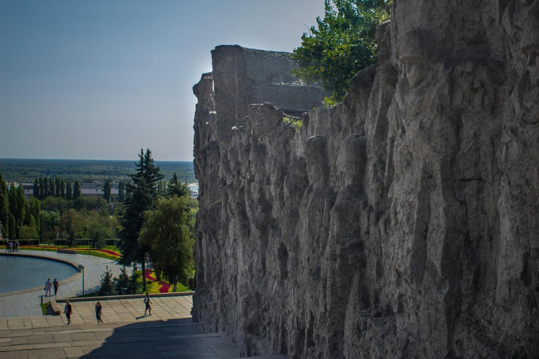 Стены-руины — ParkSeason