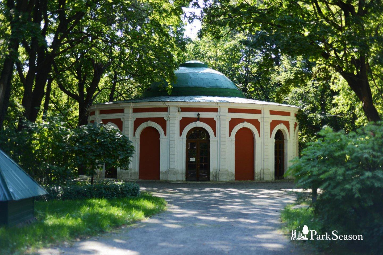 Охотничий домик графа Орлова, Нескучный сад, Москва — ParkSeason