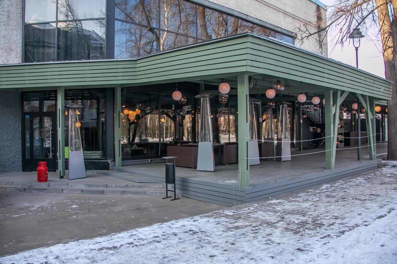 Гастрономический бар «Марусовка» — ParkSeason