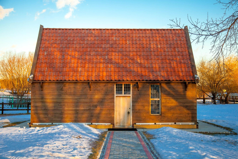 Голландский домик Петра I, Усадьба «Коломенское», Москва — ParkSeason