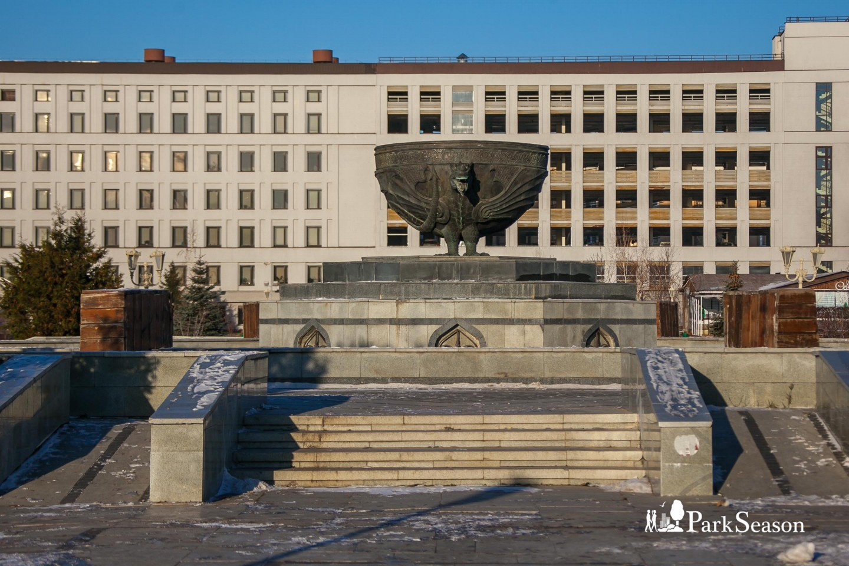 Центральный фонтан — ParkSeason