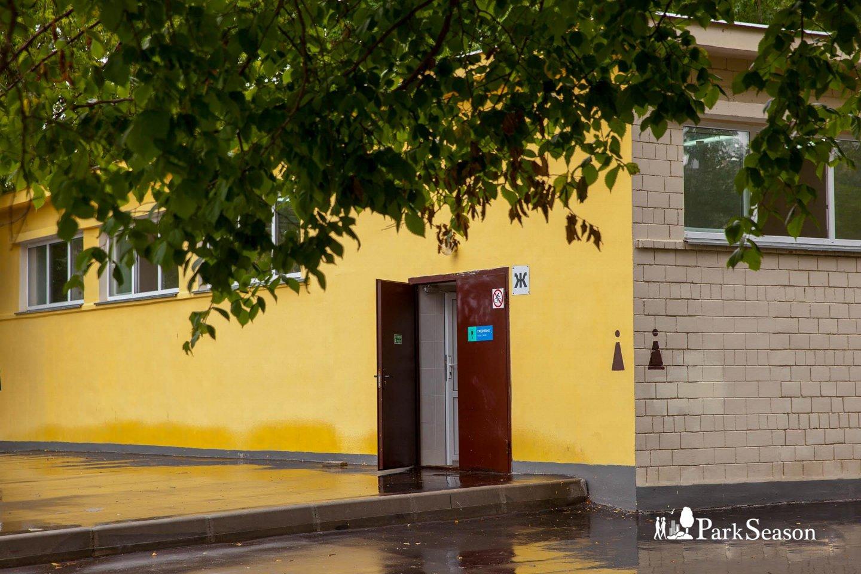 Бесплатные туалеты, ВДНХ, Москва — ParkSeason