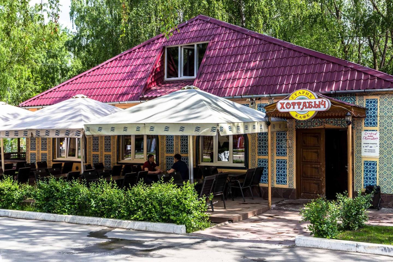 Кафе Старик Хоттабыч — ParkSeason