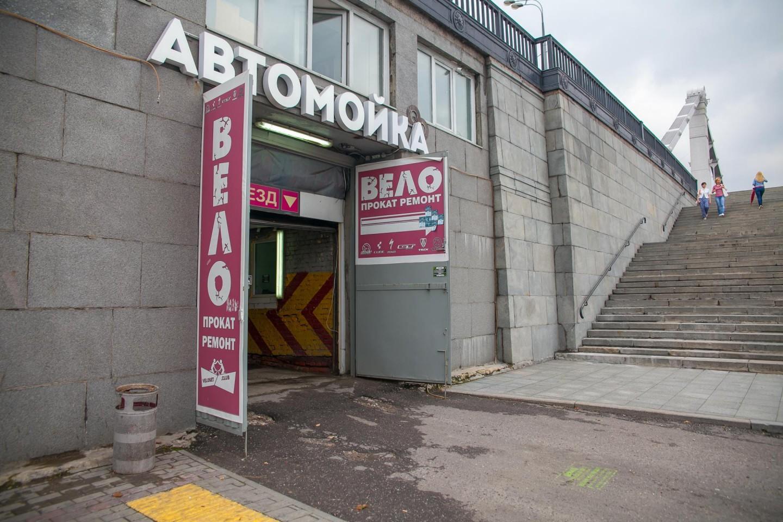 Прокат велосипедов и велоремонт, «Музеон», Москва — ParkSeason