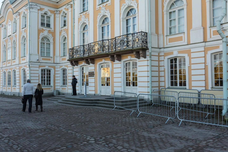 Большой Петергофский дворец — ParkSeason