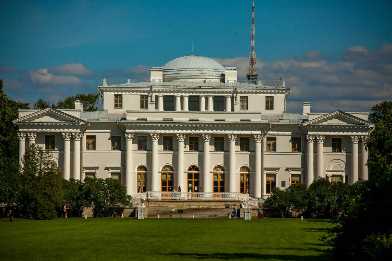 Елагинский дворец — ParkSeason