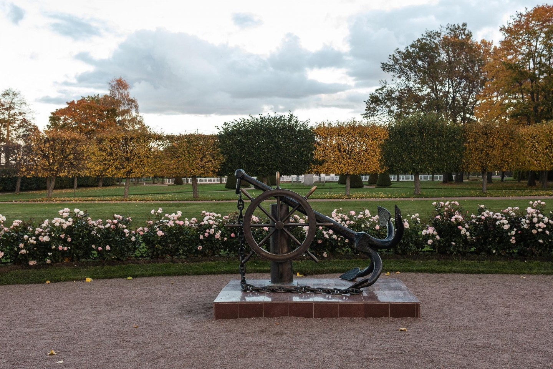 Памятник «Якорь» — ParkSeason