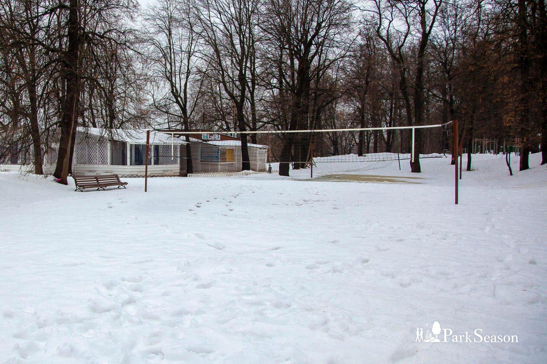 Волейбольная площадка, Парк «Фили», Москва — ParkSeason