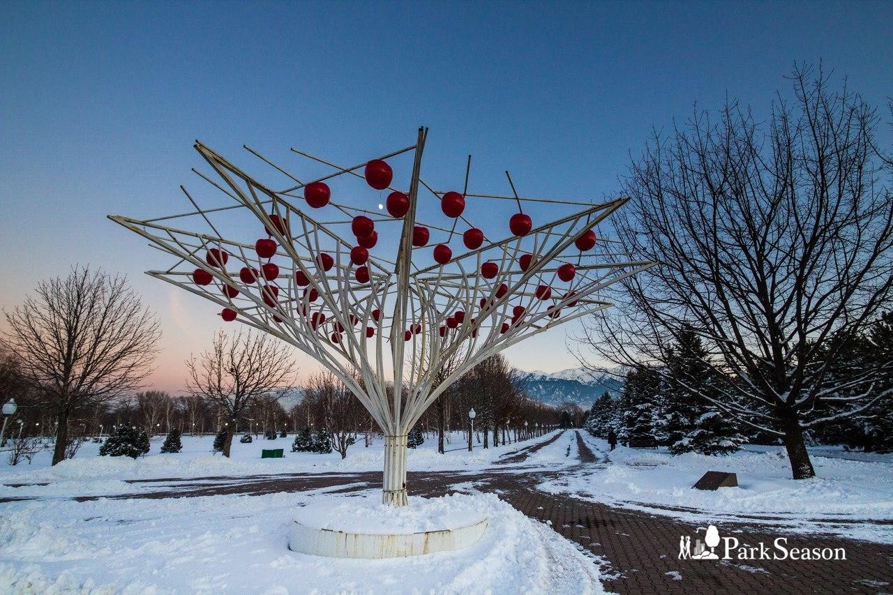Скульптура Яблоня — ParkSeason