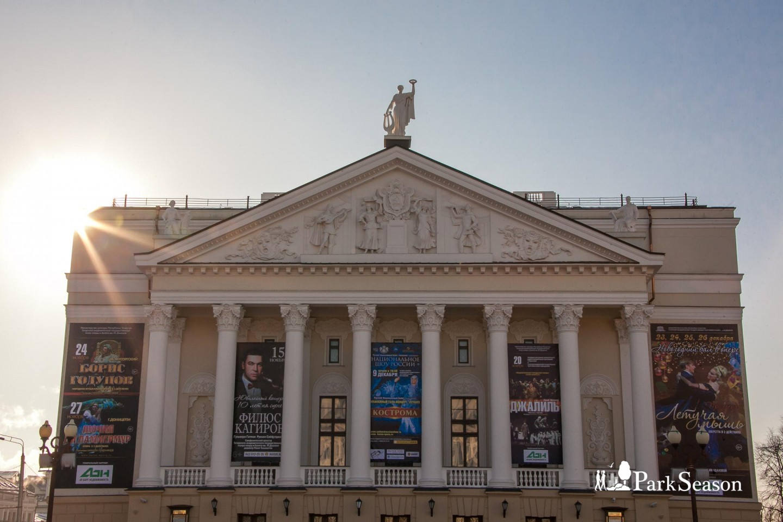 Татарский академический театр оперы и балета им. М. Джалиля — ParkSeason