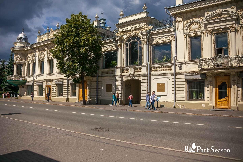 Национальная библиотека Республики Татарстан — ParkSeason