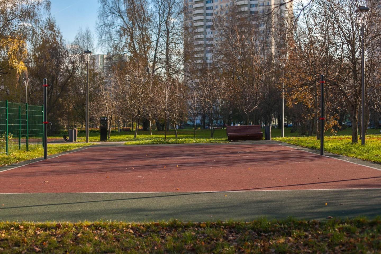 Волейбольные площадки (временно закрыты) — ParkSeason