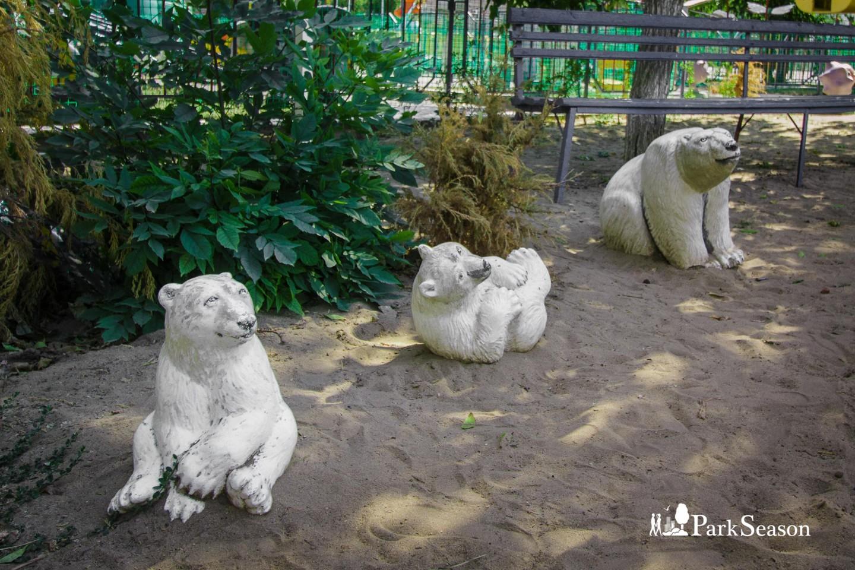 Скульптура «Медведи» — ParkSeason