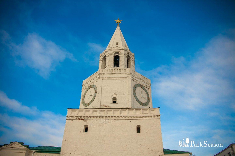 Спасская башня — ParkSeason