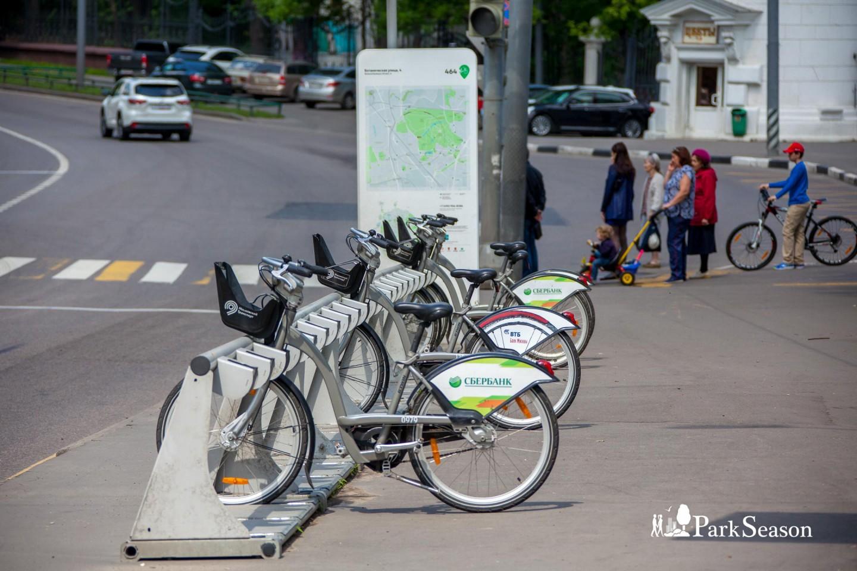 Велопрокат Москвы — ParkSeason