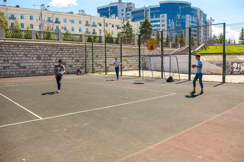 Спортивная площадка — ParkSeason