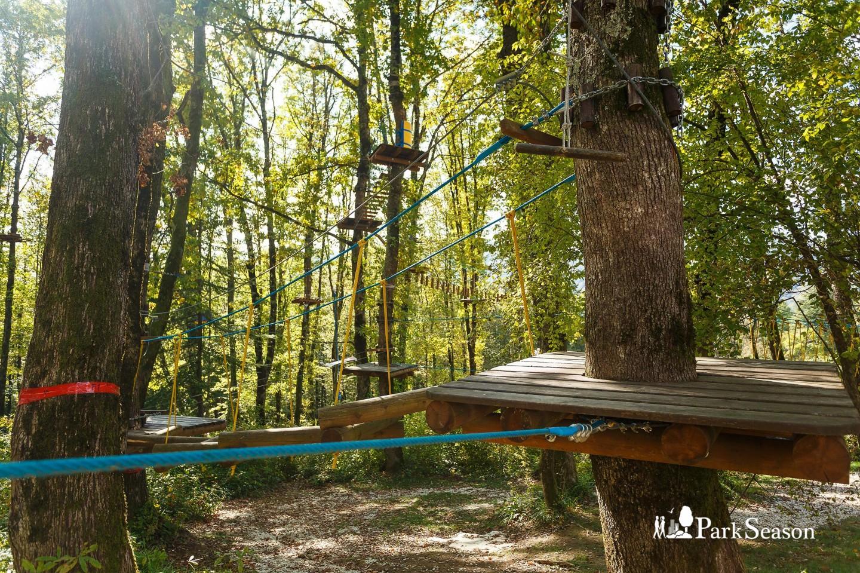 Веревочный парк «Маугли» — ParkSeason