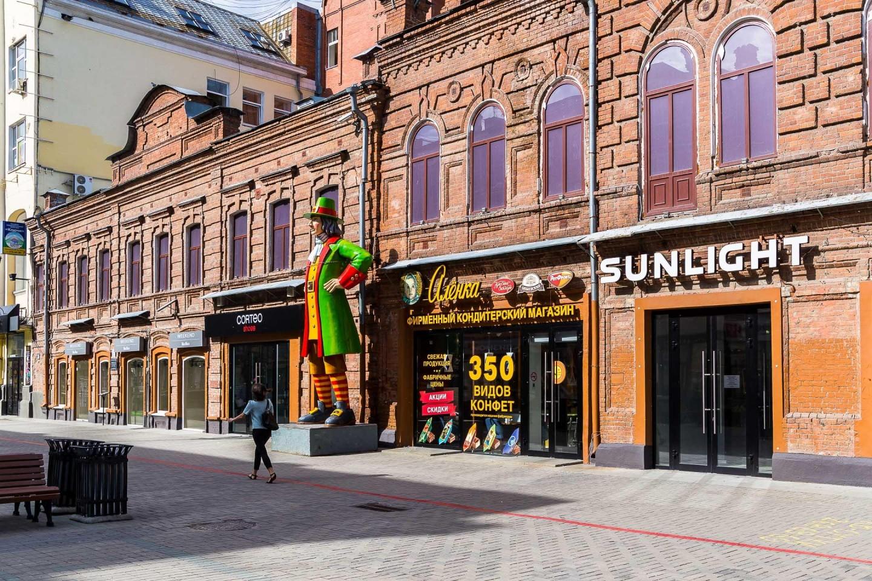 Доходный дом купцов Дмитриевых — ParkSeason