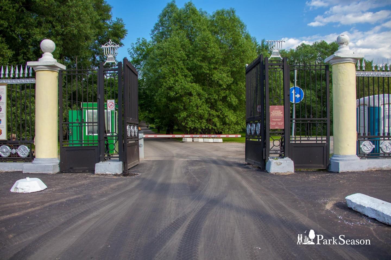 Входы в парк, Усадьба «Лефортово», Москва — ParkSeason