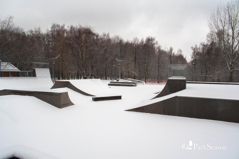 Скейт-парк, Парк «Кузьминки», Москва — ParkSeason