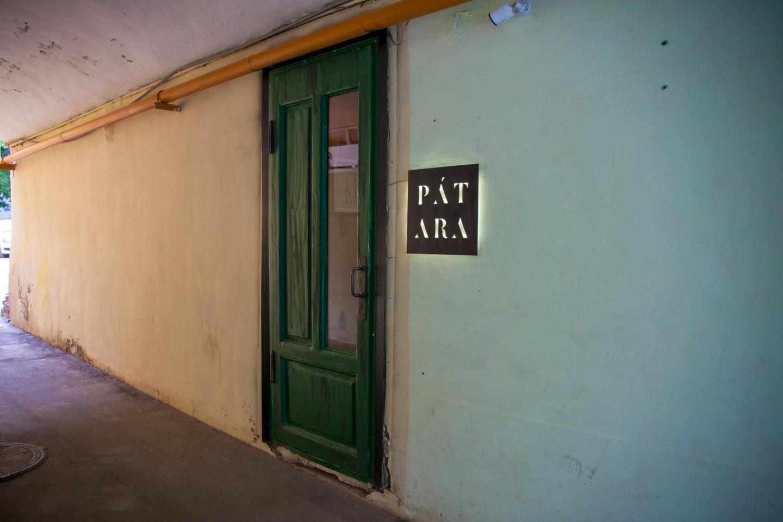 Patara Cafe, Патриаршие пруды, Москва — ParkSeason