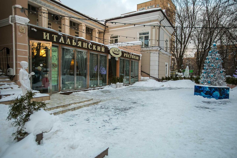 Итальянский ресторан Da Pino, Делегатский парк, Москва — ParkSeason
