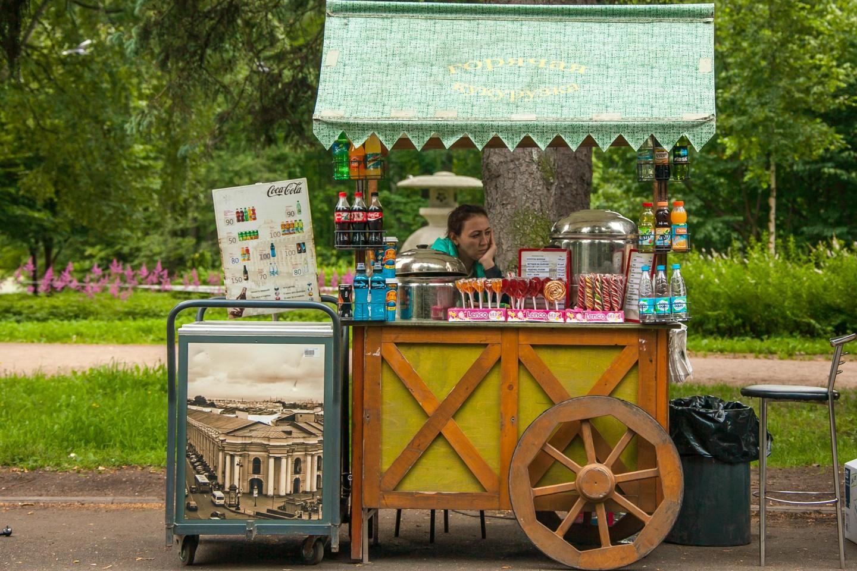 Кукуруза, напитки, сахарная вата — ParkSeason