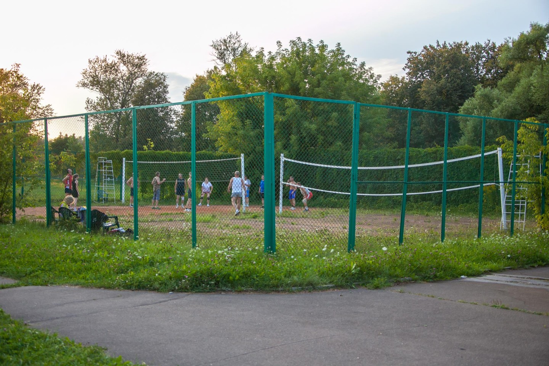 Волейбольная площадка (Временно закрыта), Музей-усадьба «Архангельское», Москва — ParkSeason