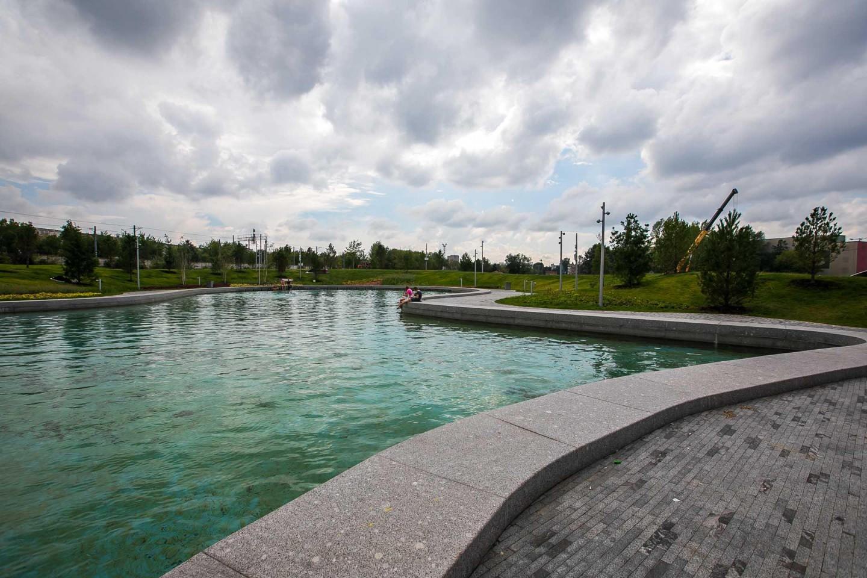 Лизин пруд, Парк Тюфелева роща, Москва — ParkSeason