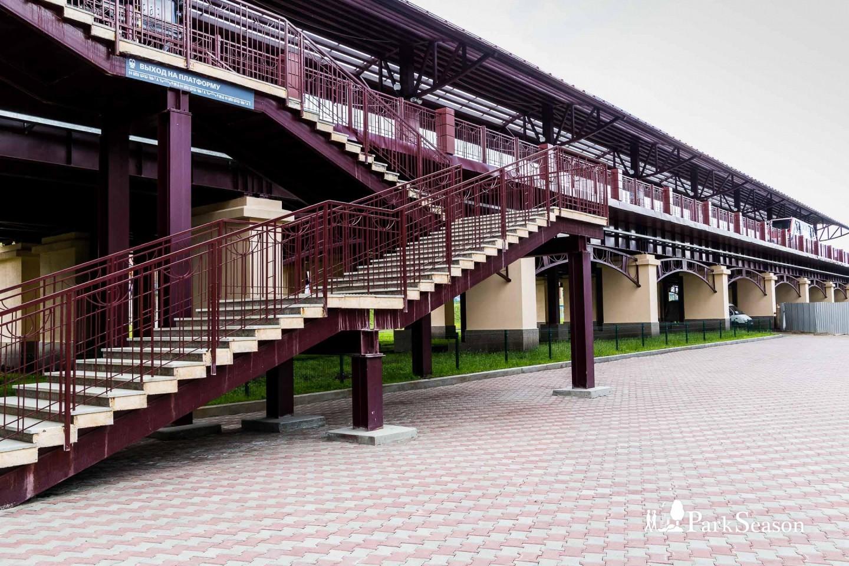 Остановка Центральная, ДЖД — ParkSeason