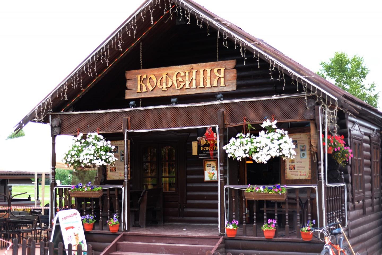Кофейня, Усадьба «Коломенское», Москва — ParkSeason