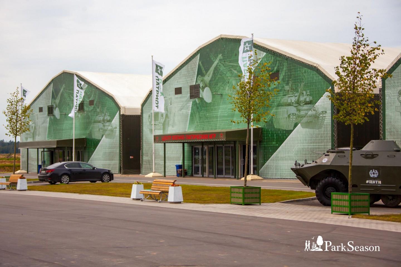 Центр военно-тактических игр, Парк «Патриот», Москва — ParkSeason