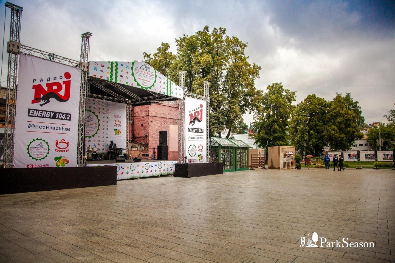 Сцена, Сад «Эрмитаж», Москва — ParkSeason