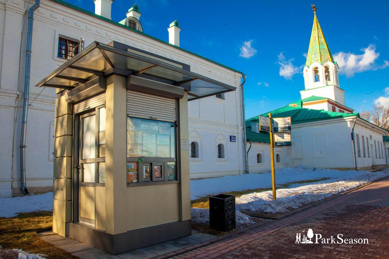 Пост охраны, Усадьба «Коломенское», Москва — ParkSeason